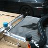 Mishimoto Performance Aluminum Radiator Mitsubishi Lancer Evolution 7/8/9 Half-Size