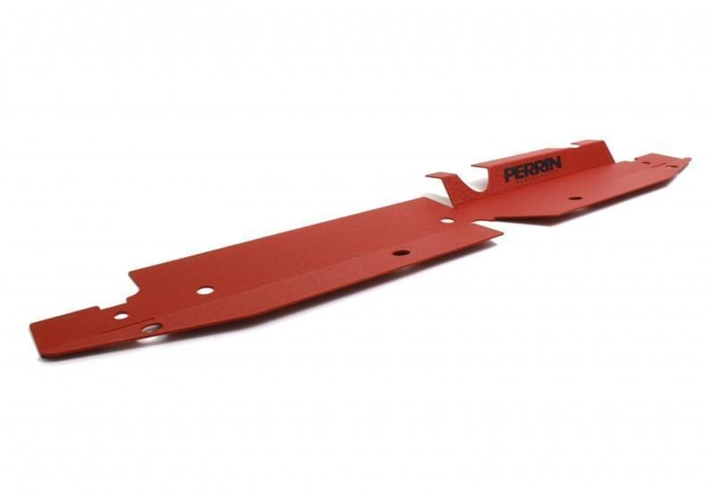 PERRIN (PSP-ENG-510RD)  RADIATOR SHROUD 08-11 IMPRZA RED