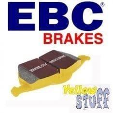 EBC DP41537 Yellow Stuff Brake Pads Rear Subaru STI 2012+
