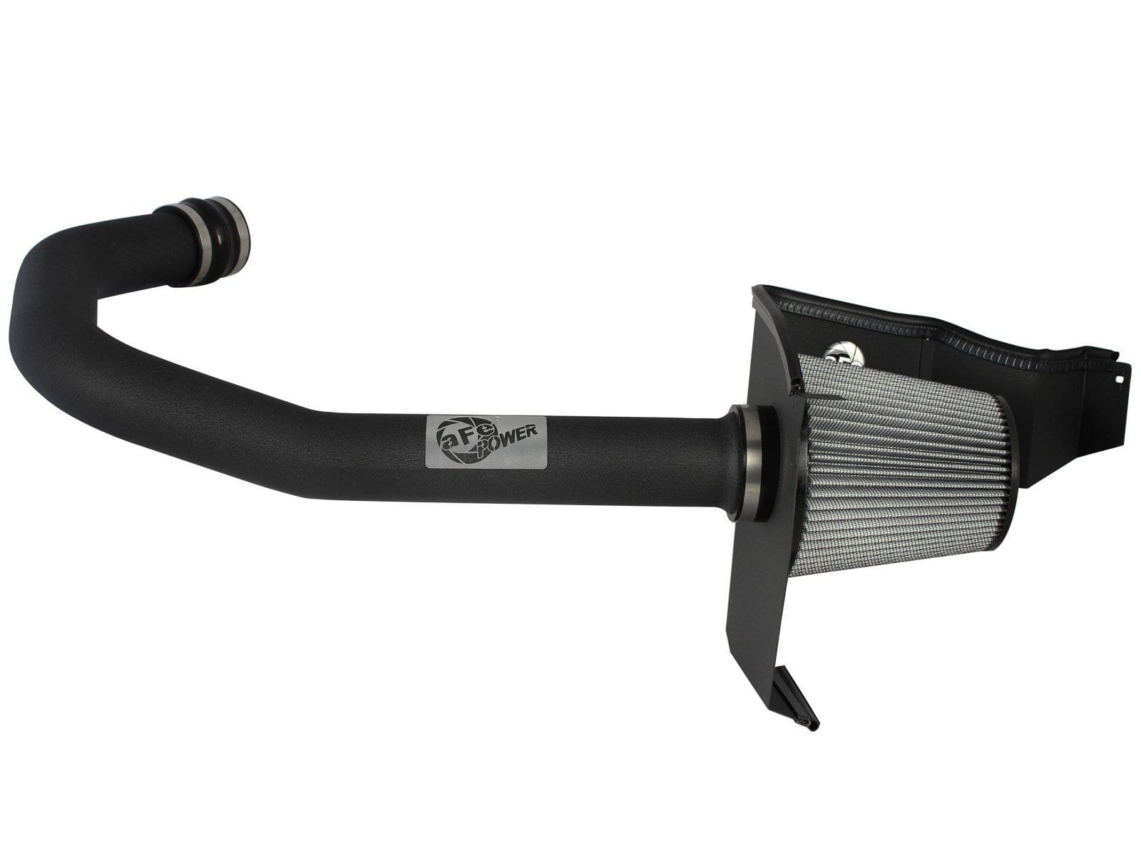 aFe POWER 51-12152-B Magnum FORCE Stage-2 Pro DRY S Cold Air Intake System + Power cleaner for non – Oiled Filter