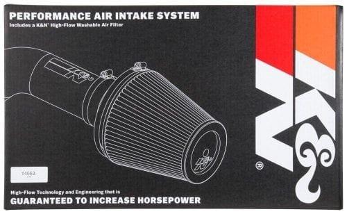 K&N 63-3052 AIR INTAKE SYSTEM 2006 – 2007 Chevrolet Corvette 6.0L