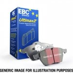 EBC Ultimax2 Brake Pad Sets