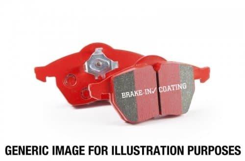 EBC Redstuff Brake Pad Sets