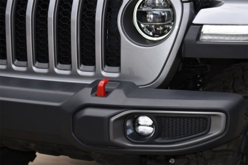 Rigid Industries 360-Series 4in LED SAE J583 Fog Light – 2018+ Jeep JL Rubicon – White (Pair)