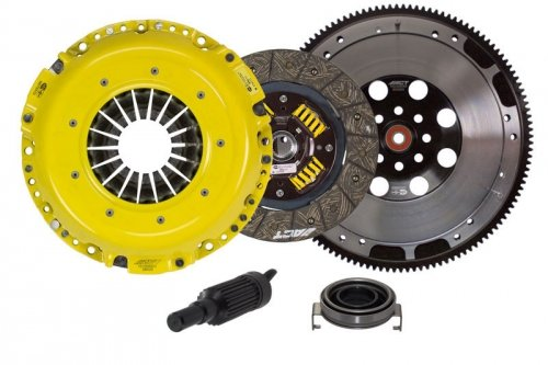 ACT SB11-HDSS Heavy Duty Performance Street Clutch Kit w/ Streetlite Flywheel Subaru Models (inc. 2006+ WRX / 2005-2009 Legacy GT)
